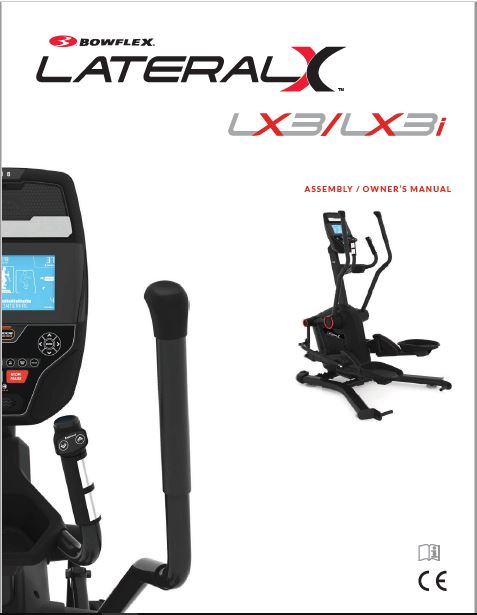 LateralX LX3LX3i Assembly & Owner's Manual