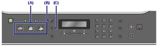 Canon PIXMA MX320 Basic Operation Mode