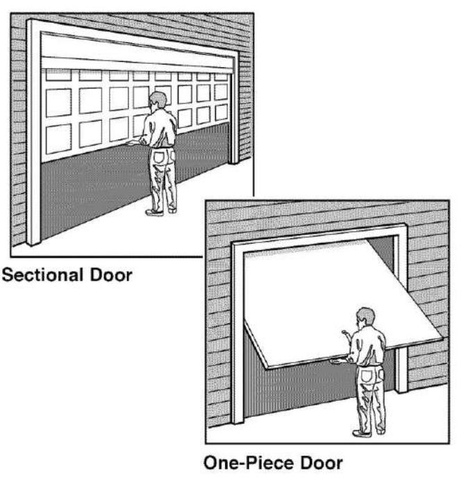 CRAFTSMAN Garage Door Opener