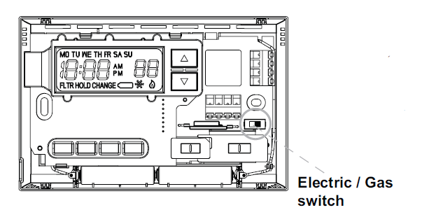 Set switch and advanced wiring