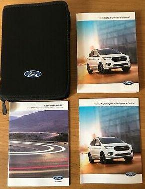 Ford Kuga Owners Manual