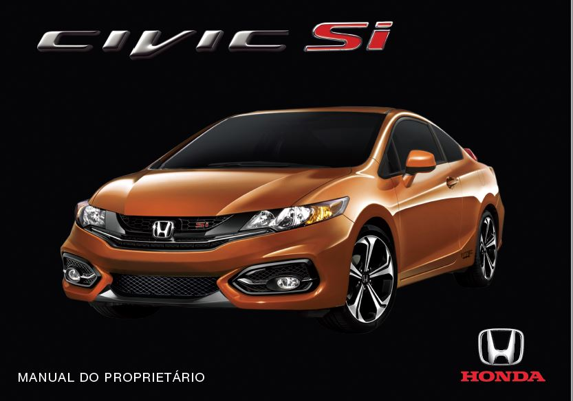 2015 Honda Civic Si Owners Manual