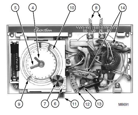 honeywell rth2310b wiring diagram honeywell t8090a 191108a user manual  honeywell t8090a 191108a user manual