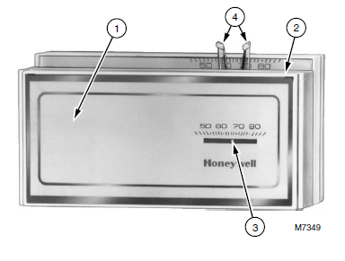 Features Of Honeywell T8190A Thermostat