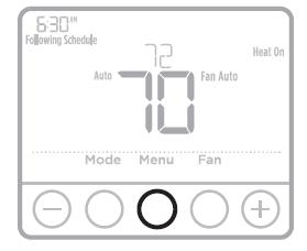 Honeywell T4 Pro Setting degrees Fahrenheit or Celcius