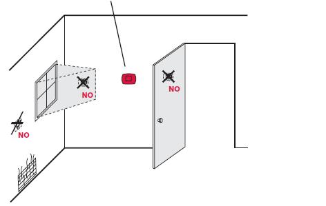 HONEYWELL TH5000 Installation tips