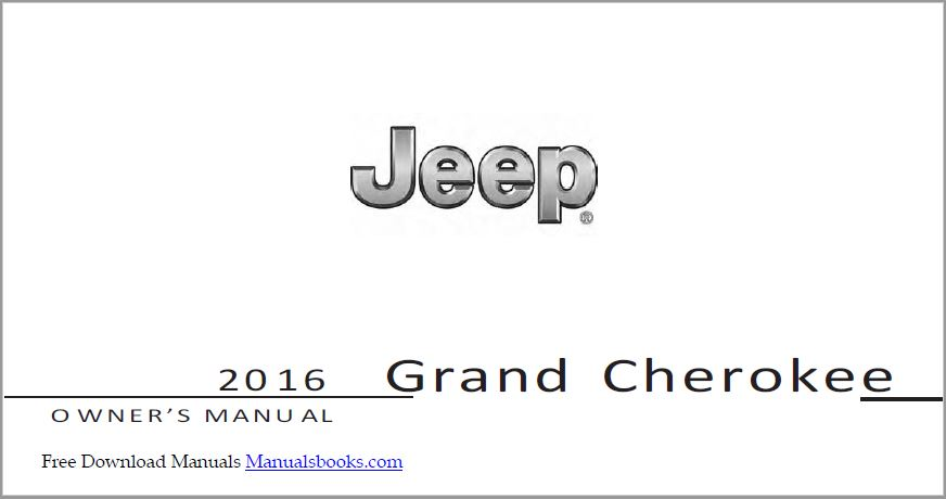Jeep Grand Cherokee Owners Manual