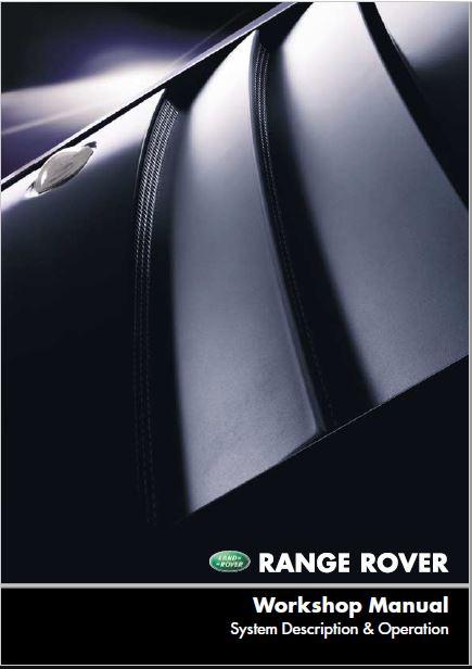 2002 Range Rover L322 Service Repair Manual
