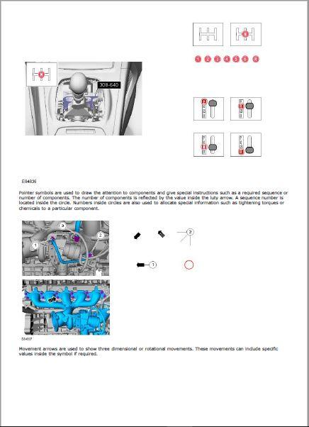 2012-2014 Range Rover Sport Workshop Service Manual