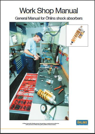 Ohlins General Workshop Manual