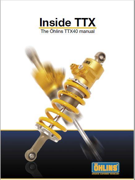 Inside TTX, The Öhlins TTX40 Manual