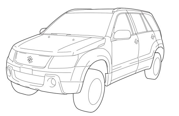 Suzuki 2010 Grand Vitara User Manual