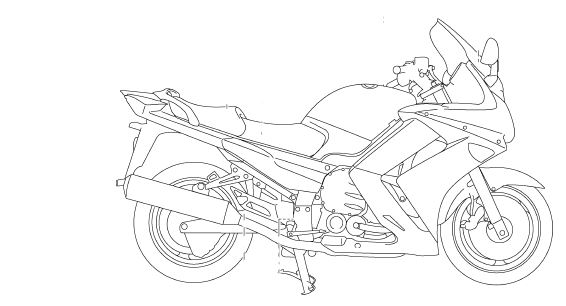 Yamaha FJR13AV(C) User Manual