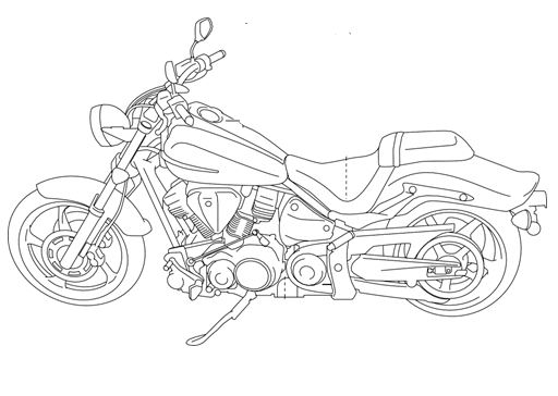 Yamaha Star XV19CSX(C)/XV19CX(C)
