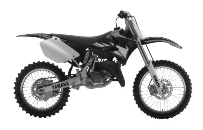 Yamaha YZ125T1 Part Catalogue